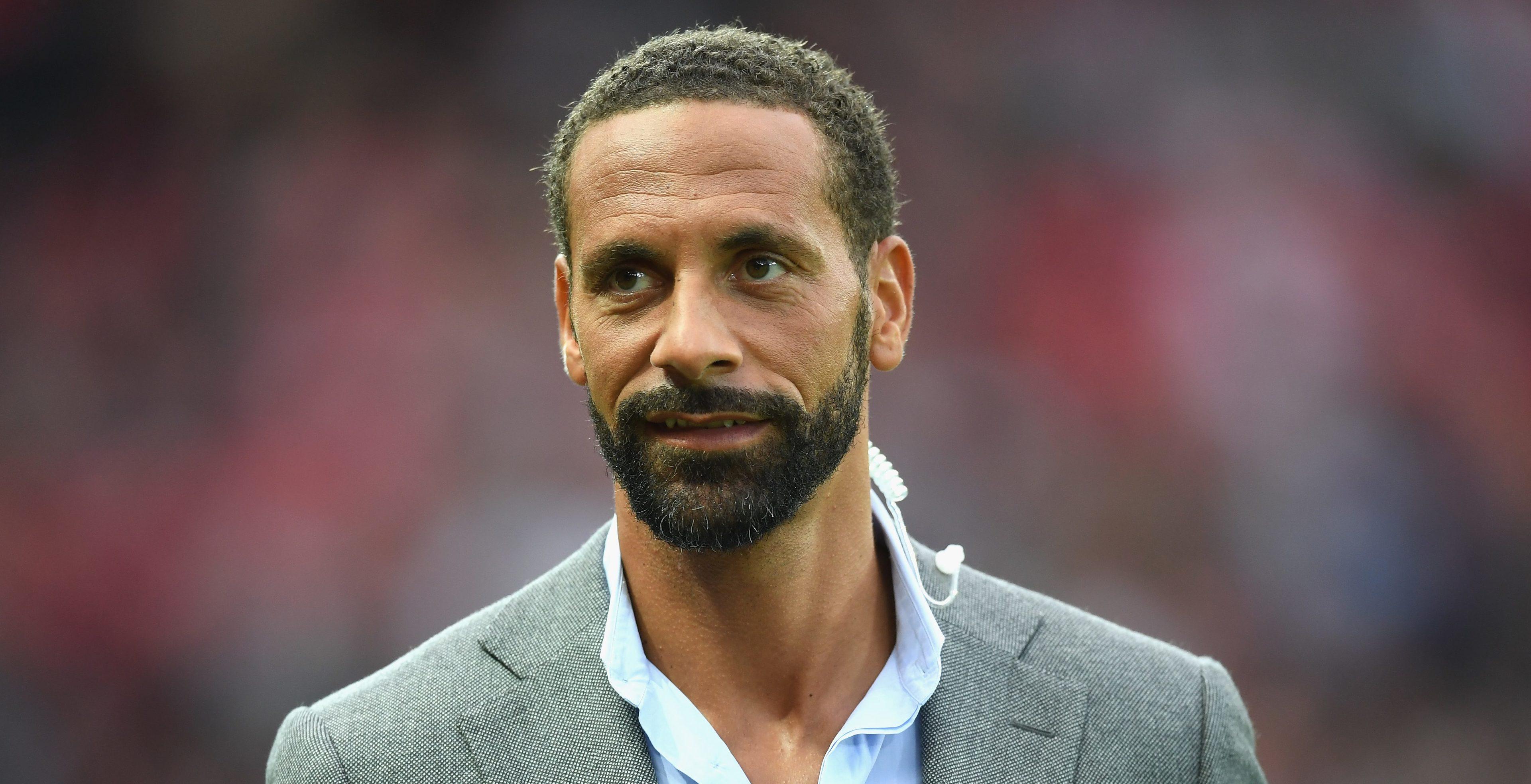 Rio Ferdinand (Michael Regan/Getty Images)
