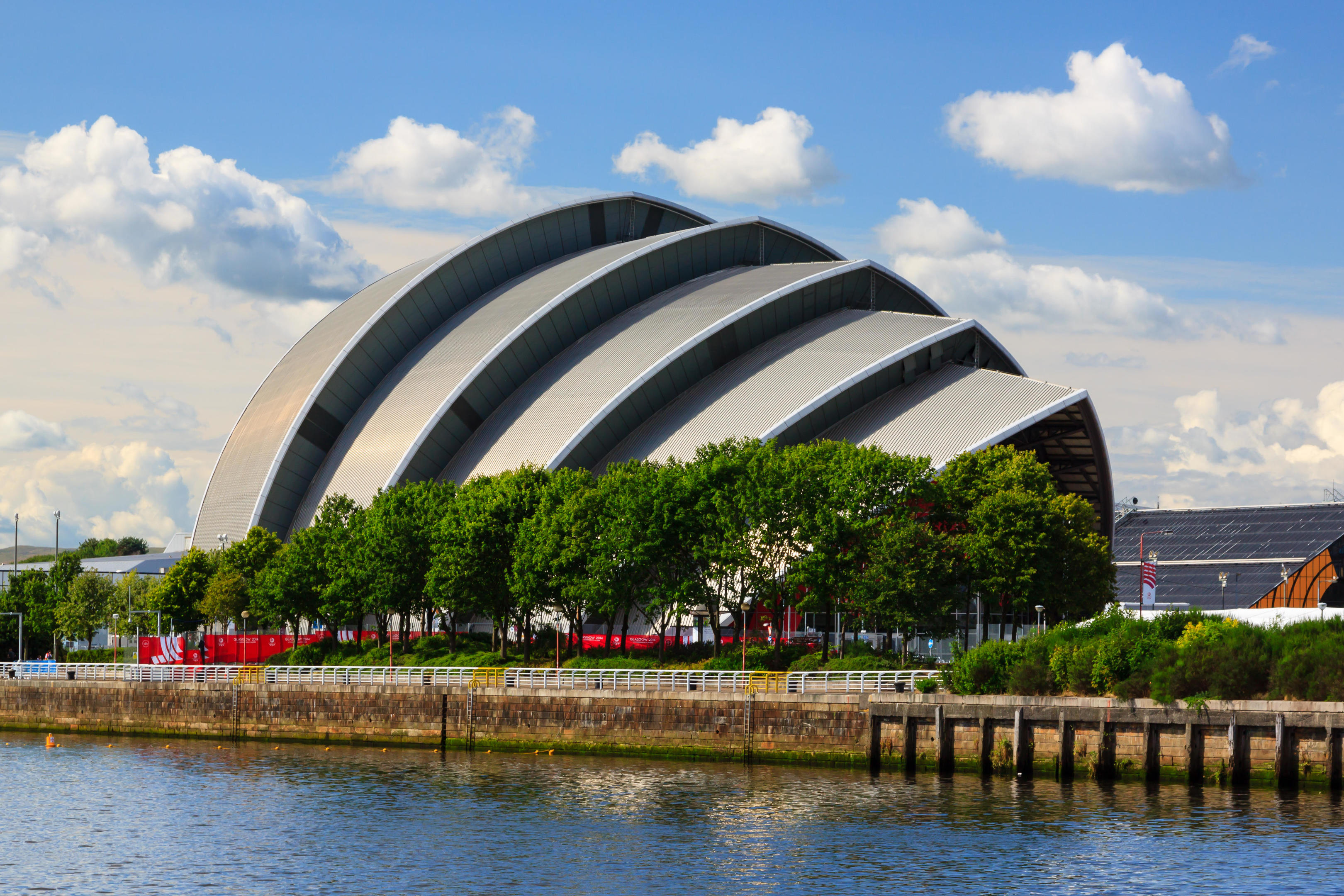 The Clyde Auditorium