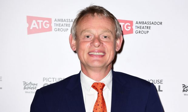 Martin Clunes (Ian West / PA Wire)