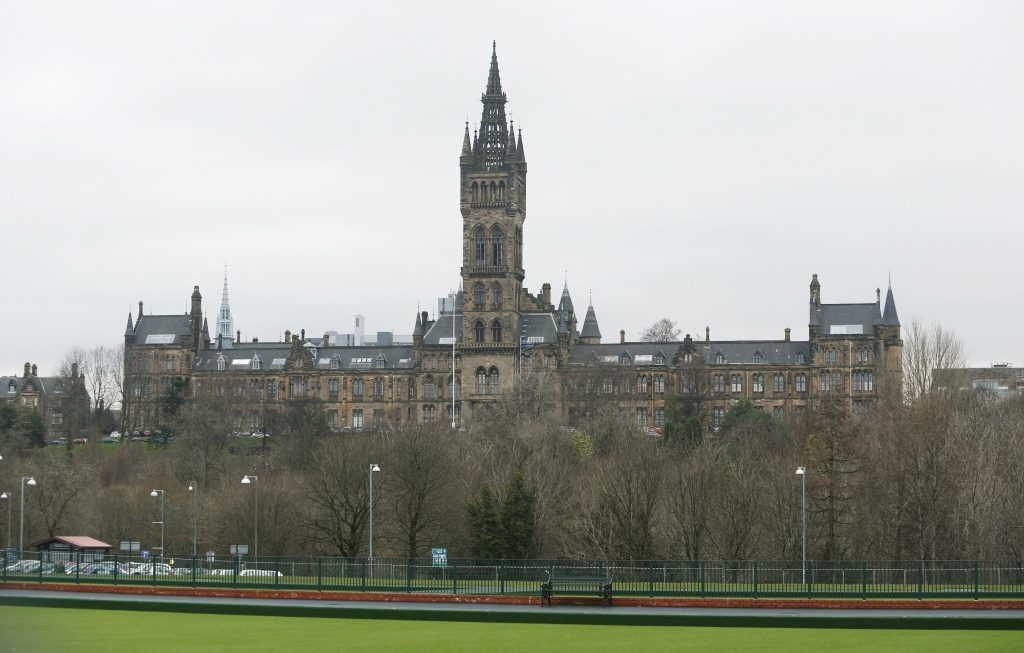 Glasgow University named Scottish University of the Year ...