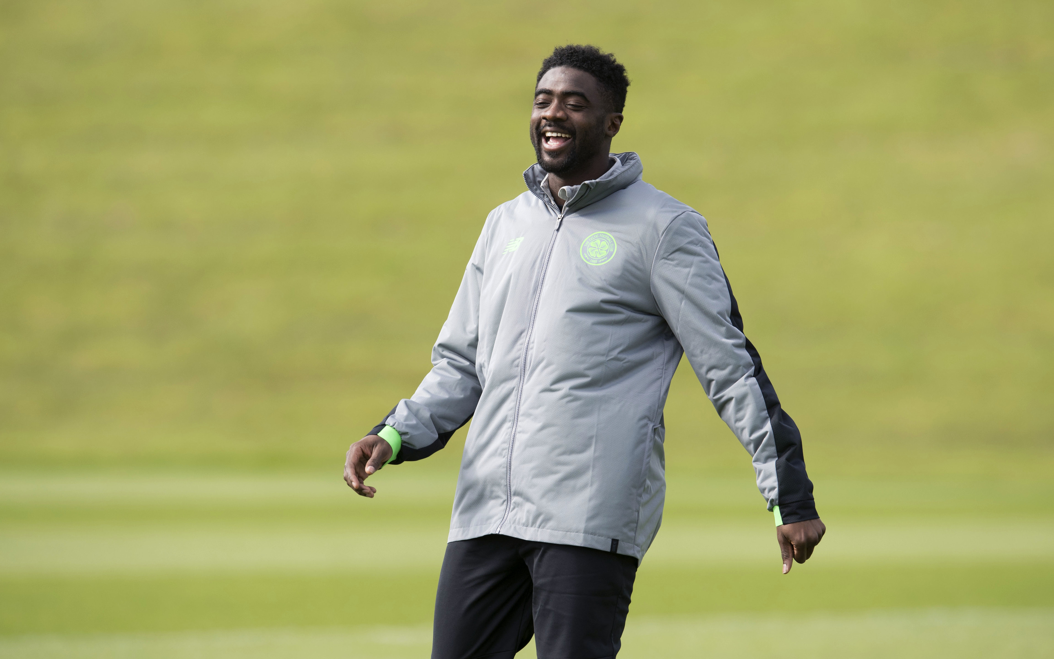 Celtic's Kolo Toure (SNS Group)