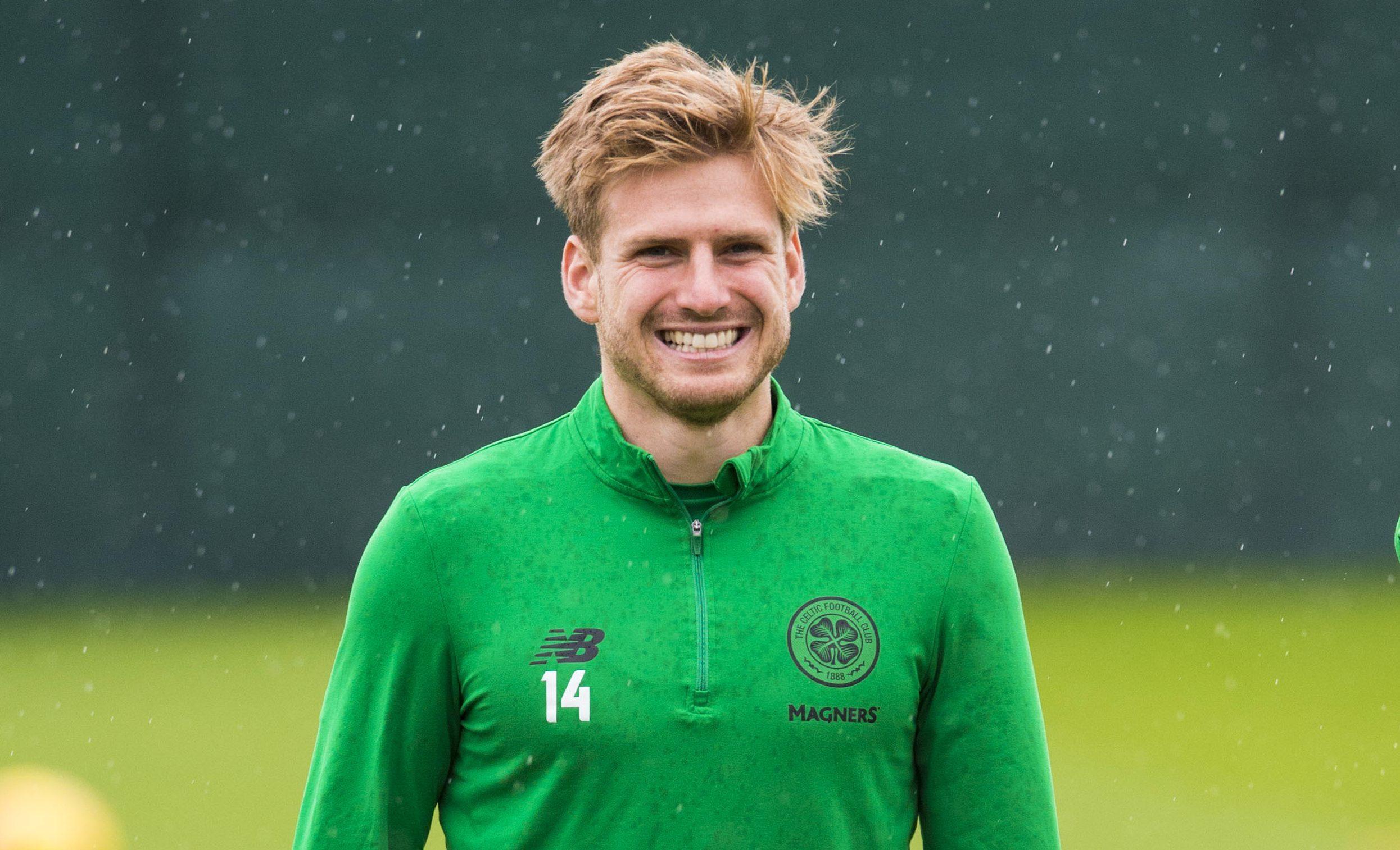 Celtic's Stuart Armstrong (SNS)