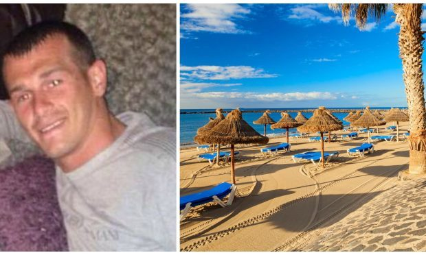 Kevin Daffurn, believed to be the man found dead in Tenerife