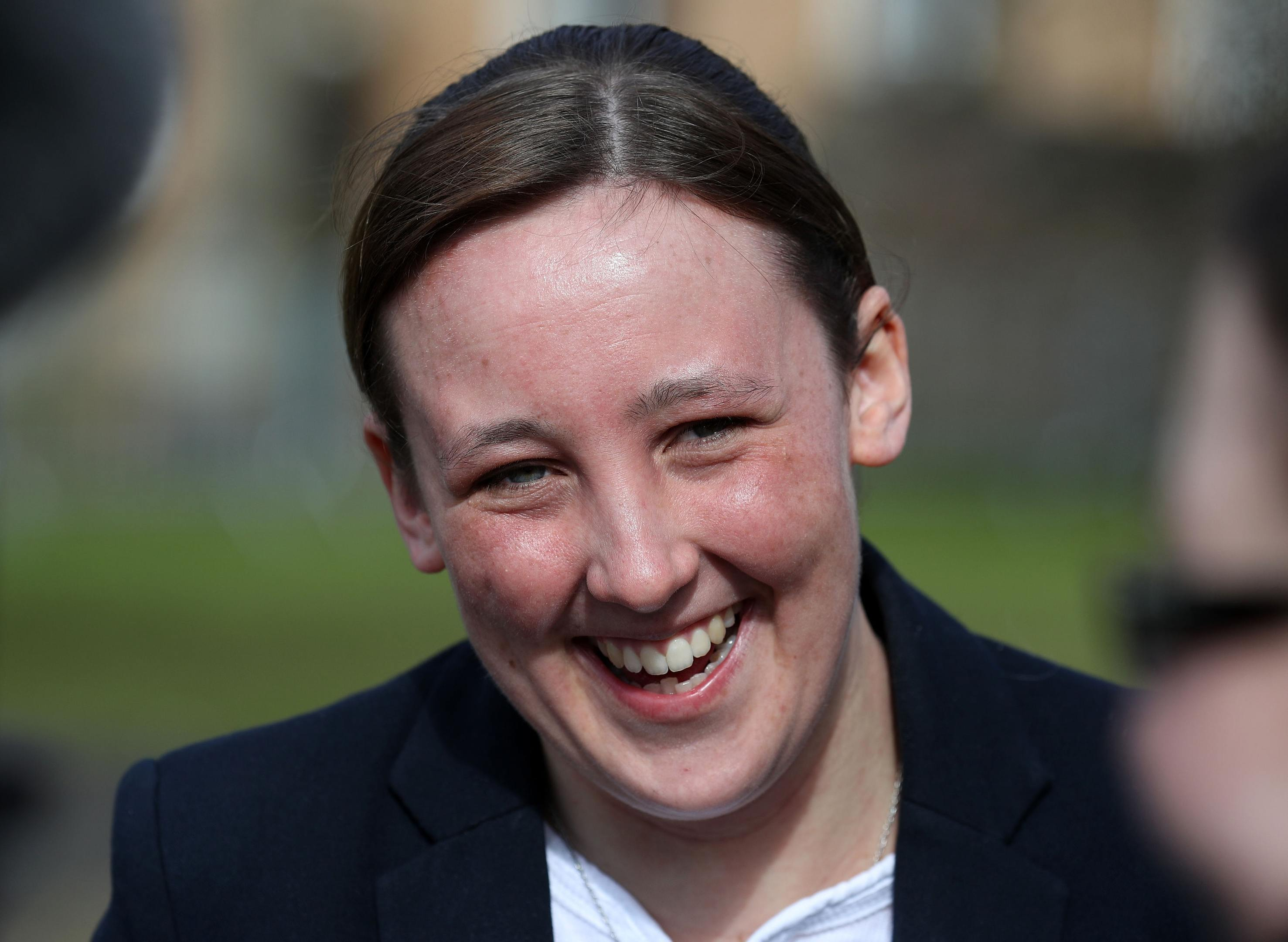 Mhairi Black has said Strictly Come Dancing should introduce same-sex dance partners (Andrew Milligan/PA)