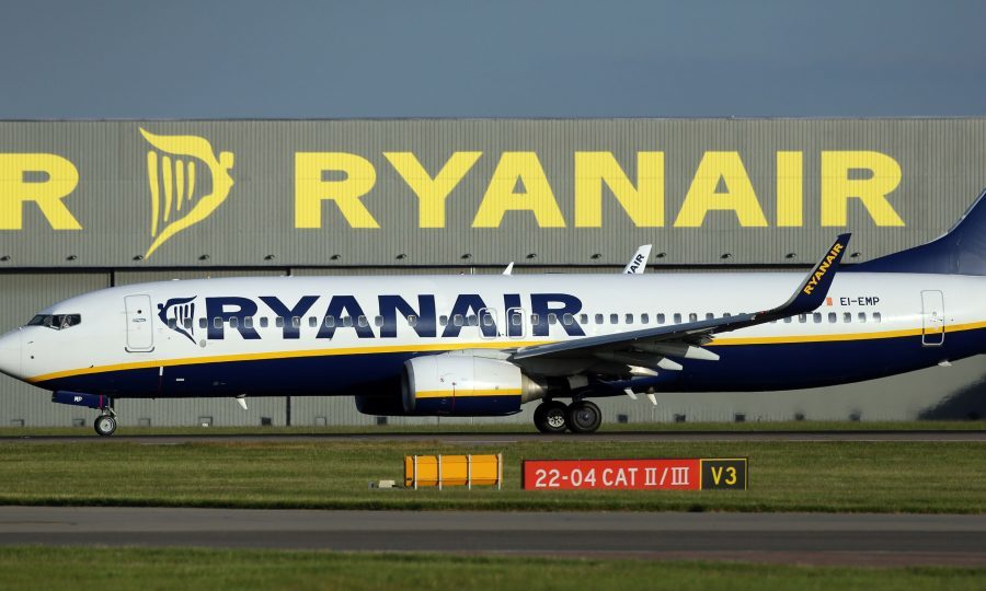 Ryanair passengers who re-booked flights pay again for extras