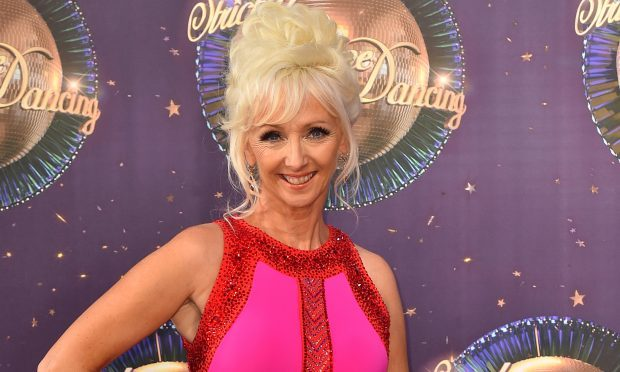 Strictly's Debbie McGee: I'm happy for the first time since husband's death ( Matt Crossick/PA)