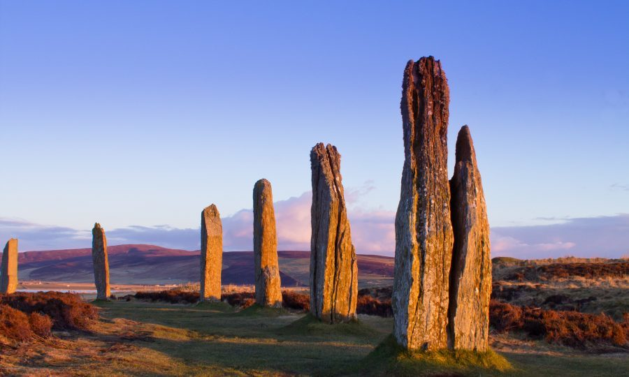 Ring Of Brodgar, Orkney. World Heritage Site (iStock)