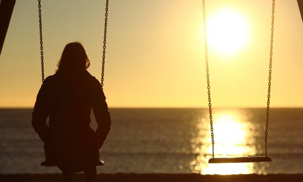 A study found 24% of 14-year-old girls and 9% of boys the same age are depressed (iStock)
