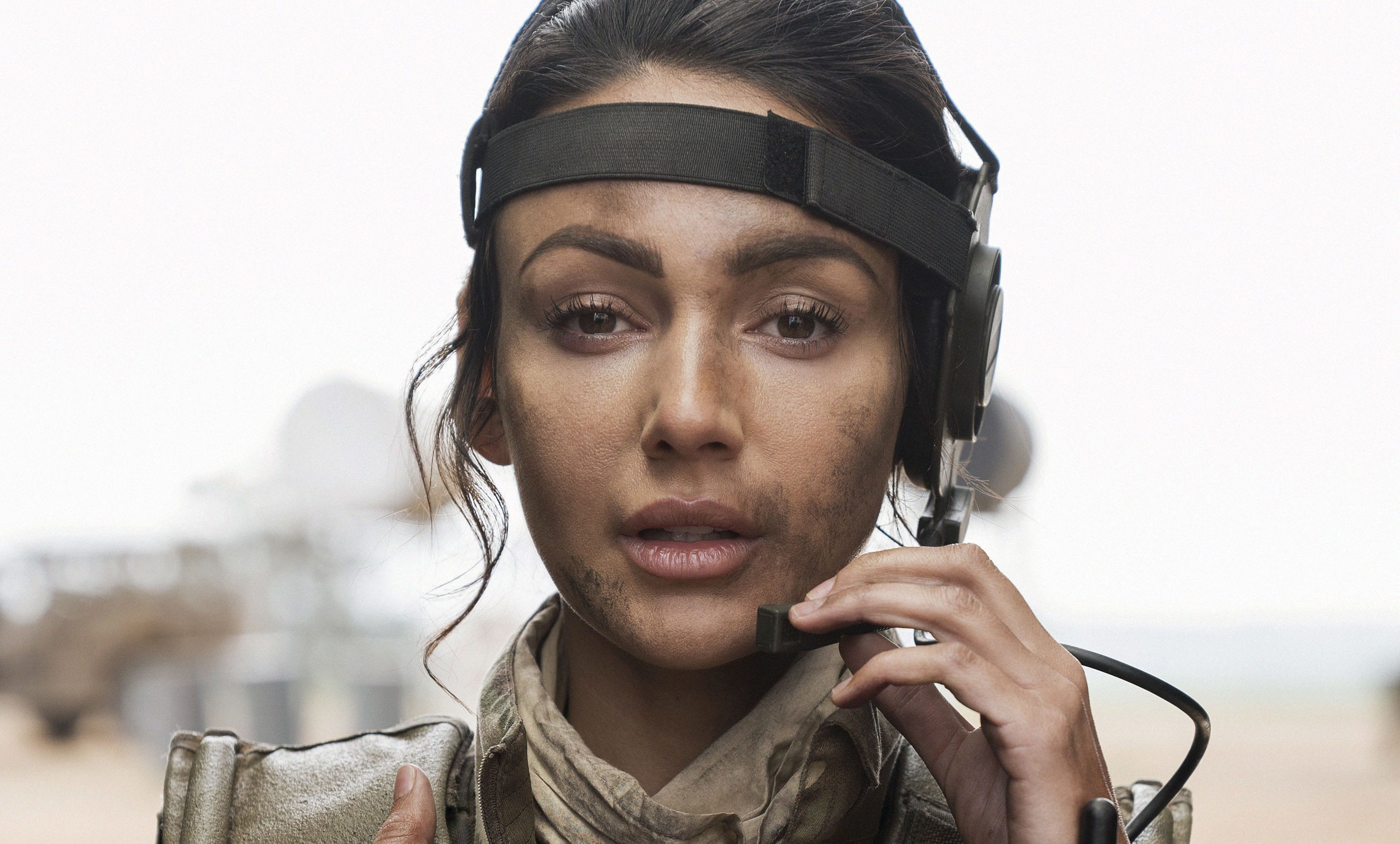 Michelle Keegan in Our Girl (BBC / Frans Marais)