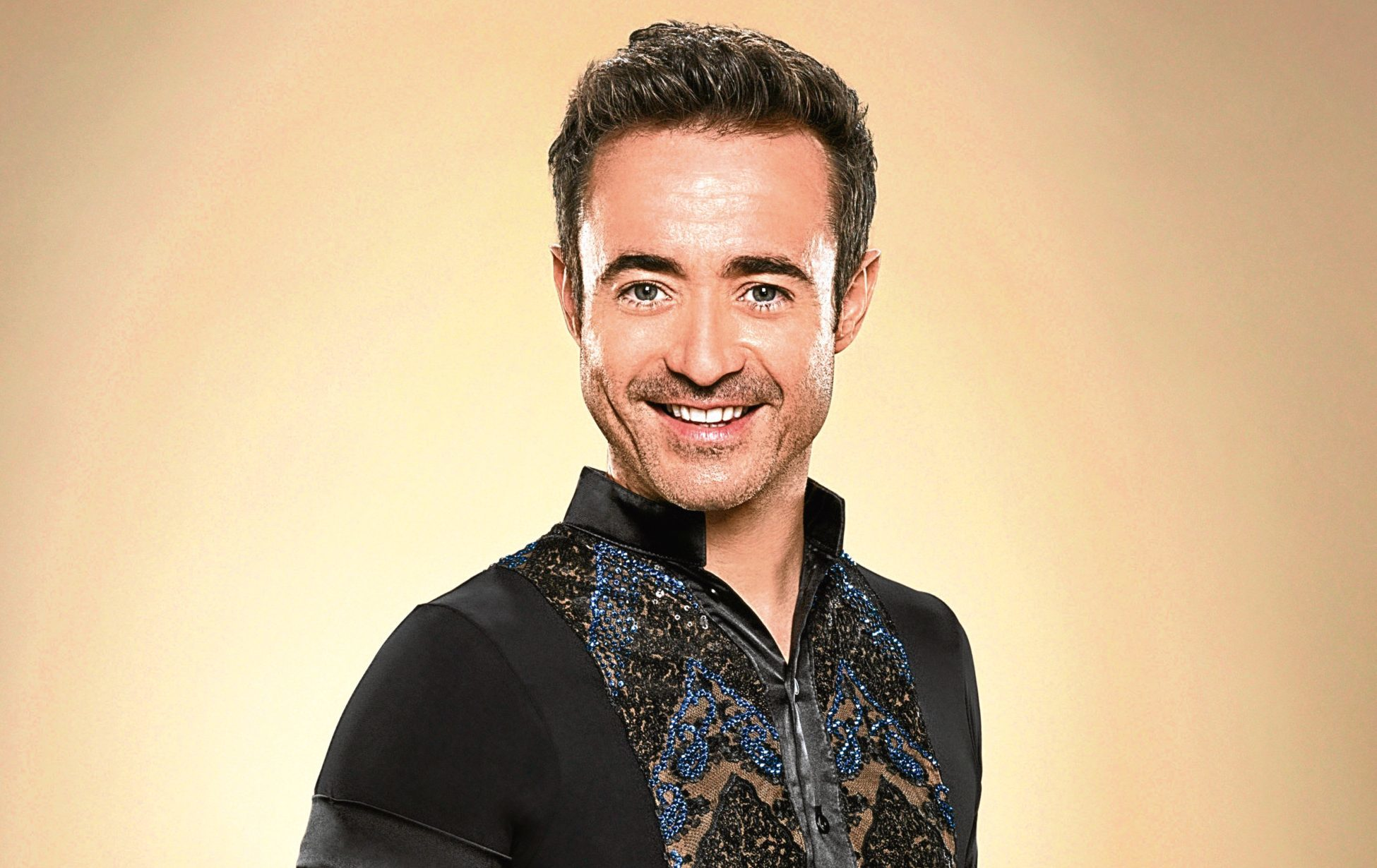 Strictly star Joe McFadden (BBC/ Ray Burmiston)