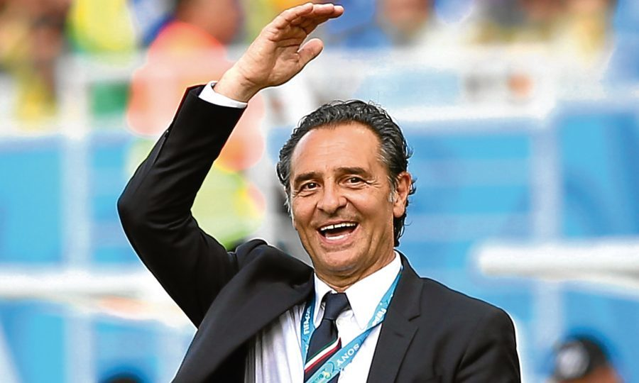 Former Italy boss Cesare Prandelli (Jamie Squire/Getty Images)