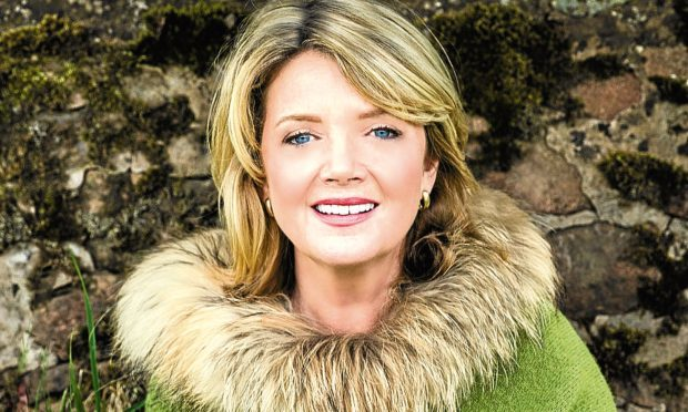 Scots entertainer Fiona Kennedy releases Time to Fly this week (Laurence Winram)