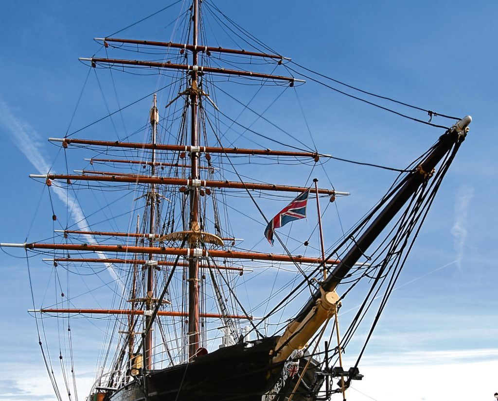 RRS Discovery (Kris Miller)
