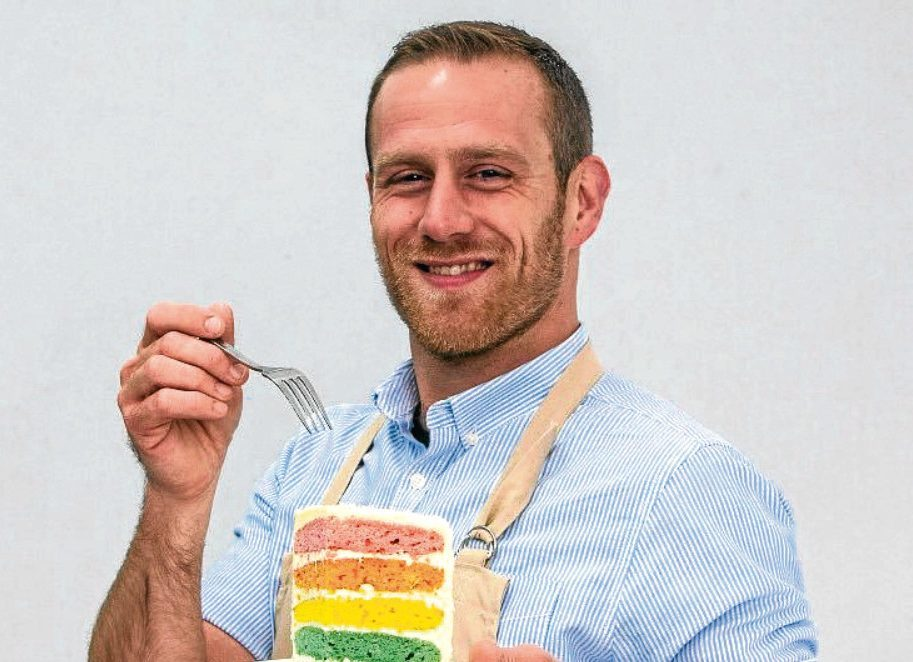 Steven, GBBO (Channel 4/Love Productions)