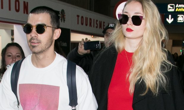 Musician Joe Jonas and actor Sophie Turner are engaged. (Marc Piasecki/GC Images)