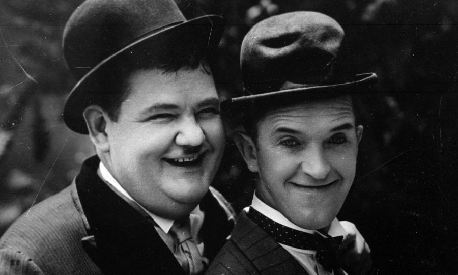 Laurel and Hardy (General Photographic Agency/Getty Images)