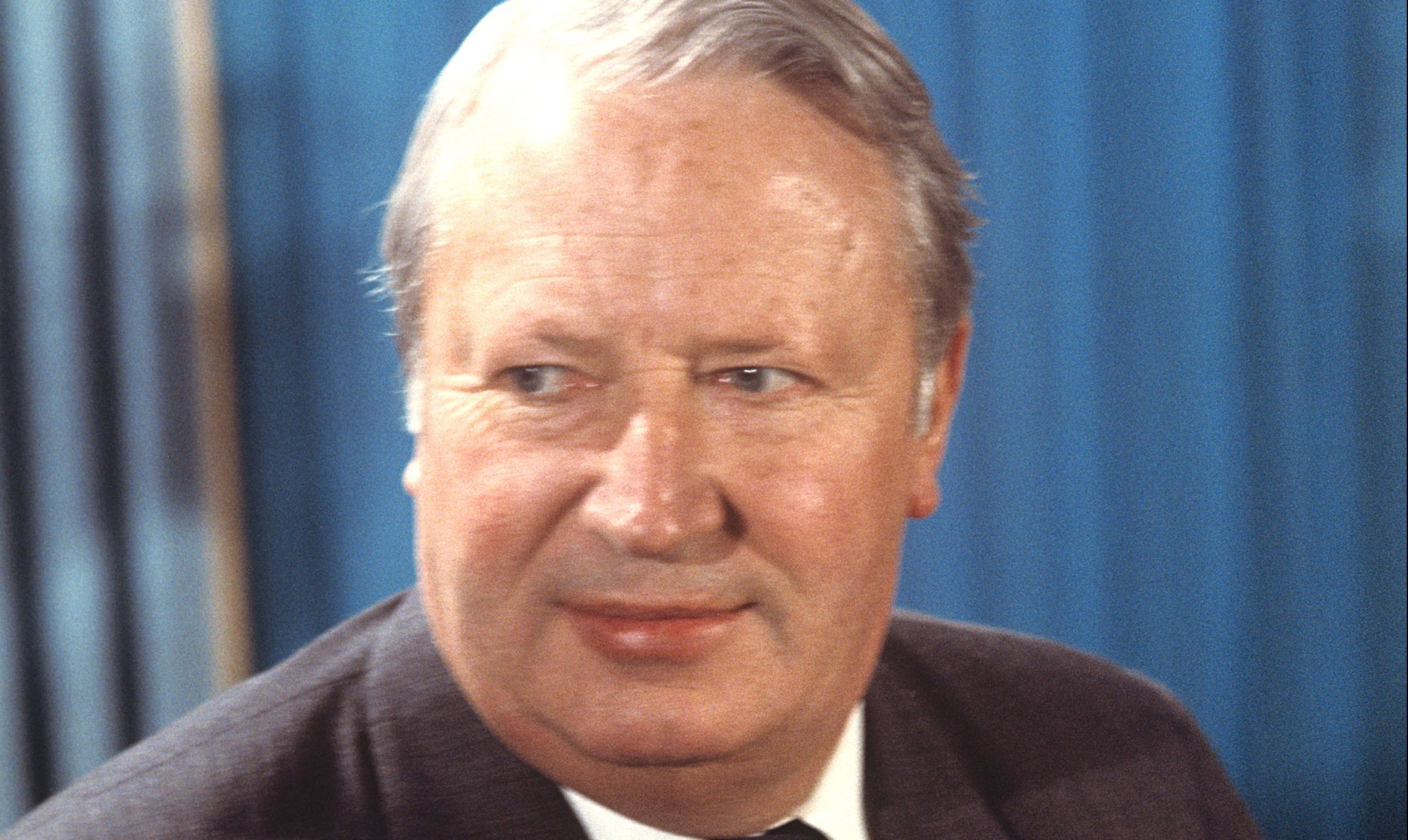Former Prime Minister Edward Heath (PA Wire)
