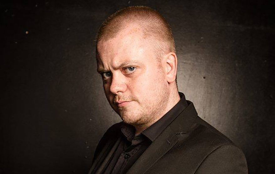 Insane Championship Wrestling's Mark Dallas (Warrior Photography)