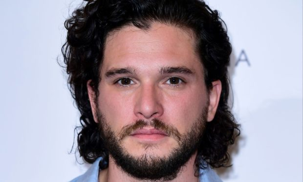 Game of Thrones star Kit Harington (Ian West/PA Wire)