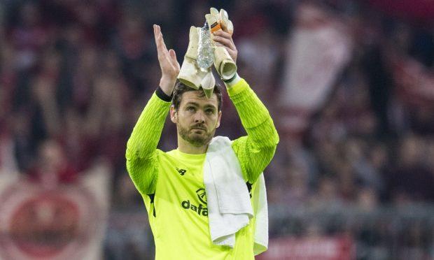 Celtic goalkeeper Craig Gordon (SNS)