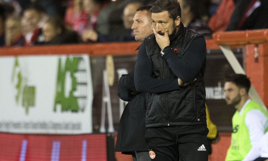 Rodgers impressed with Celtic away form