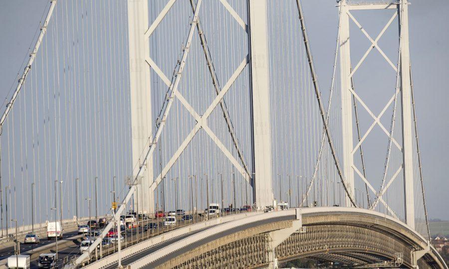 The Forth Road Bridge (Danny Lawson/PA Wire)