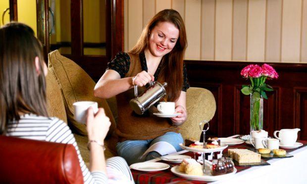 Drumossie Afternoon Tea
