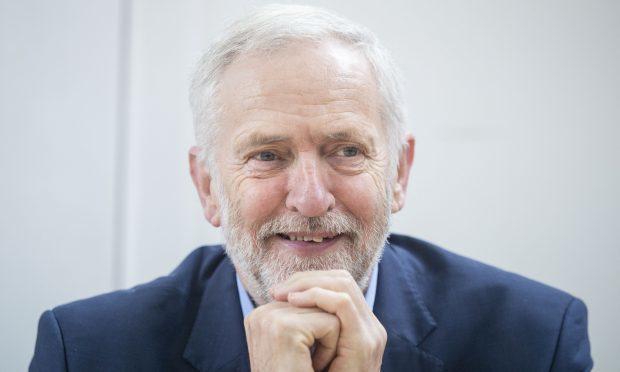 Jeremy Corbyn (Danny Lawson/PA)