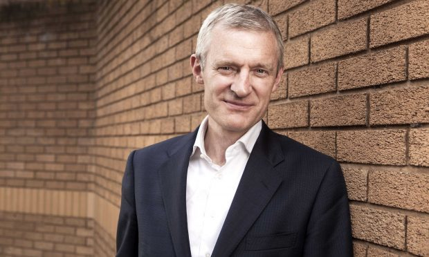 Jeremy Vine, Crimewatch (PA Photo/BBC/Steve Brown)
