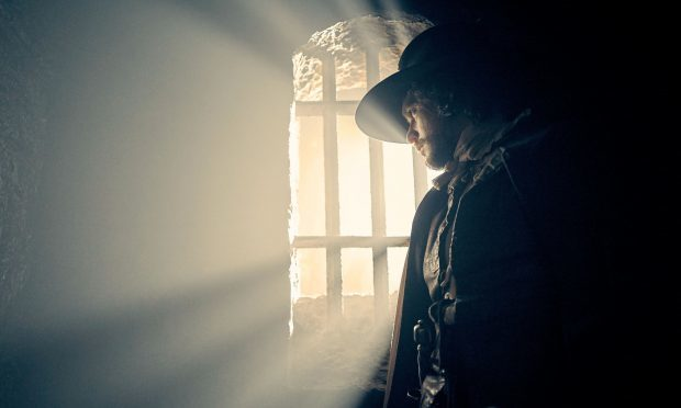 Kit Harington in Gunpowder (BBC/PA)