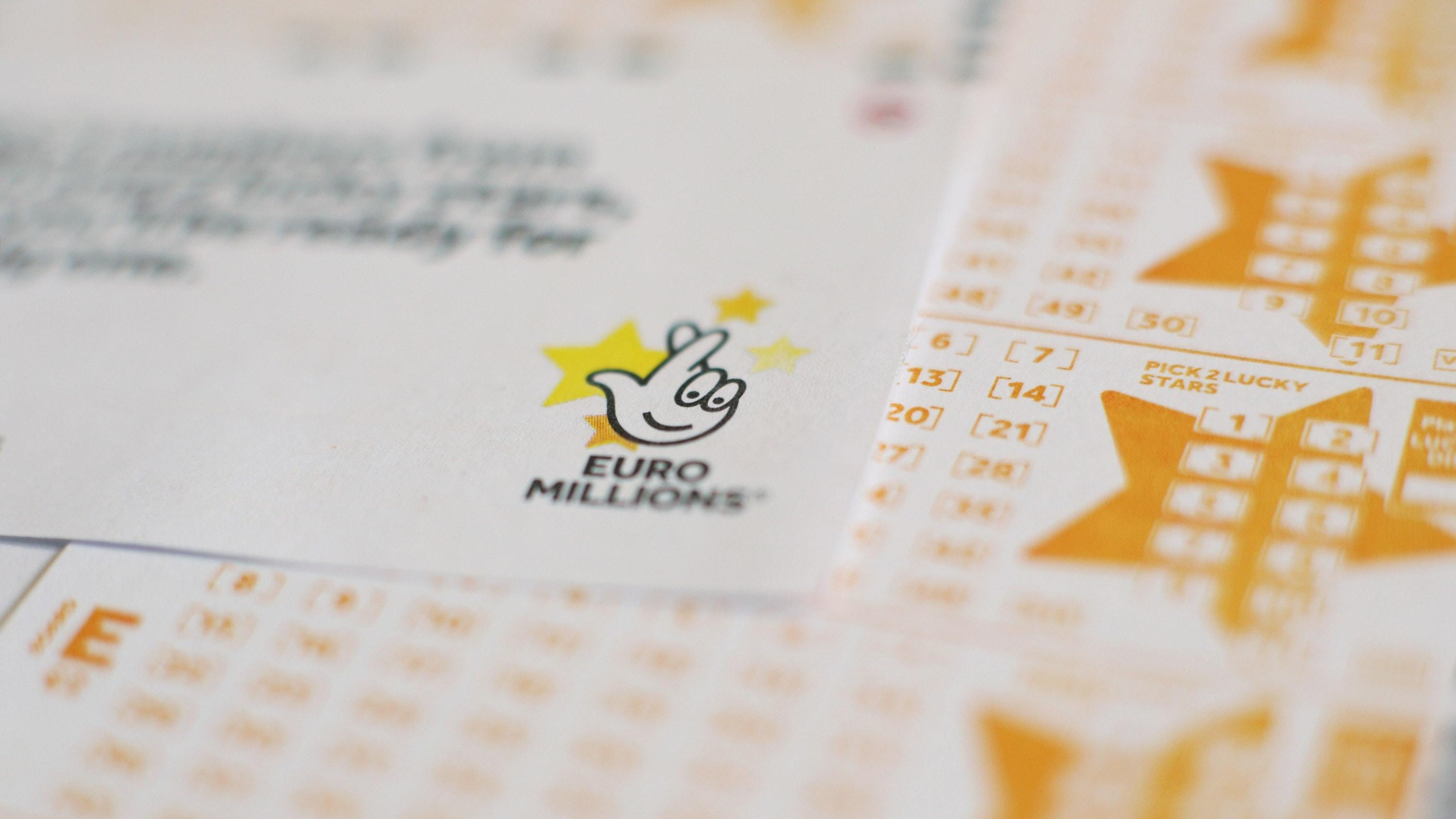 The EuroMillions jackpot is at its record highest (Yui Mok/PA)