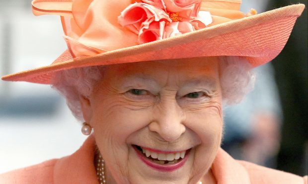 "The Queen said Frogmore ""remains a wonderfully relaxing environment"" (PA)"