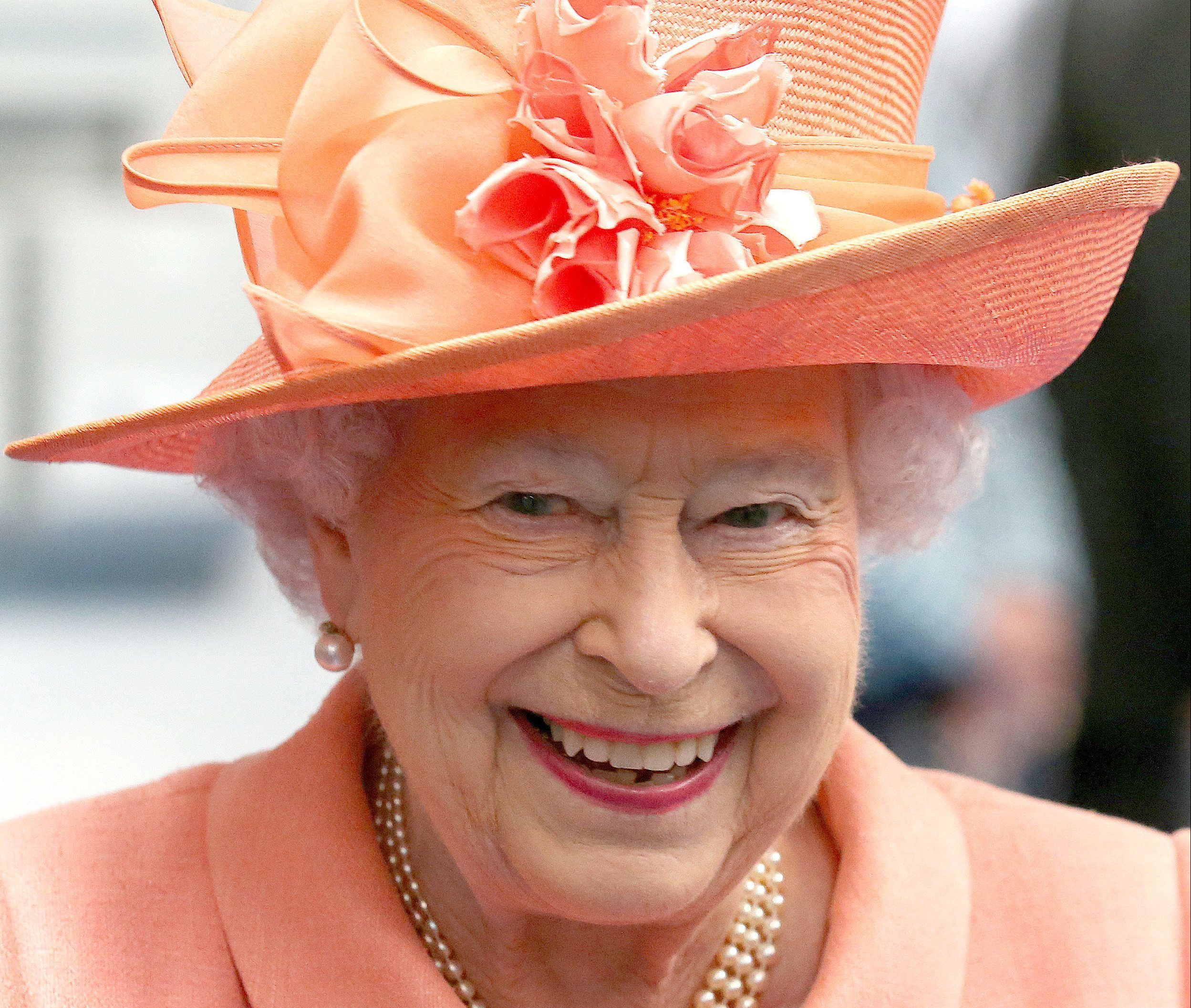 """The Queen said Frogmore """"remains a wonderfully relaxing environment"""" (PA)"""