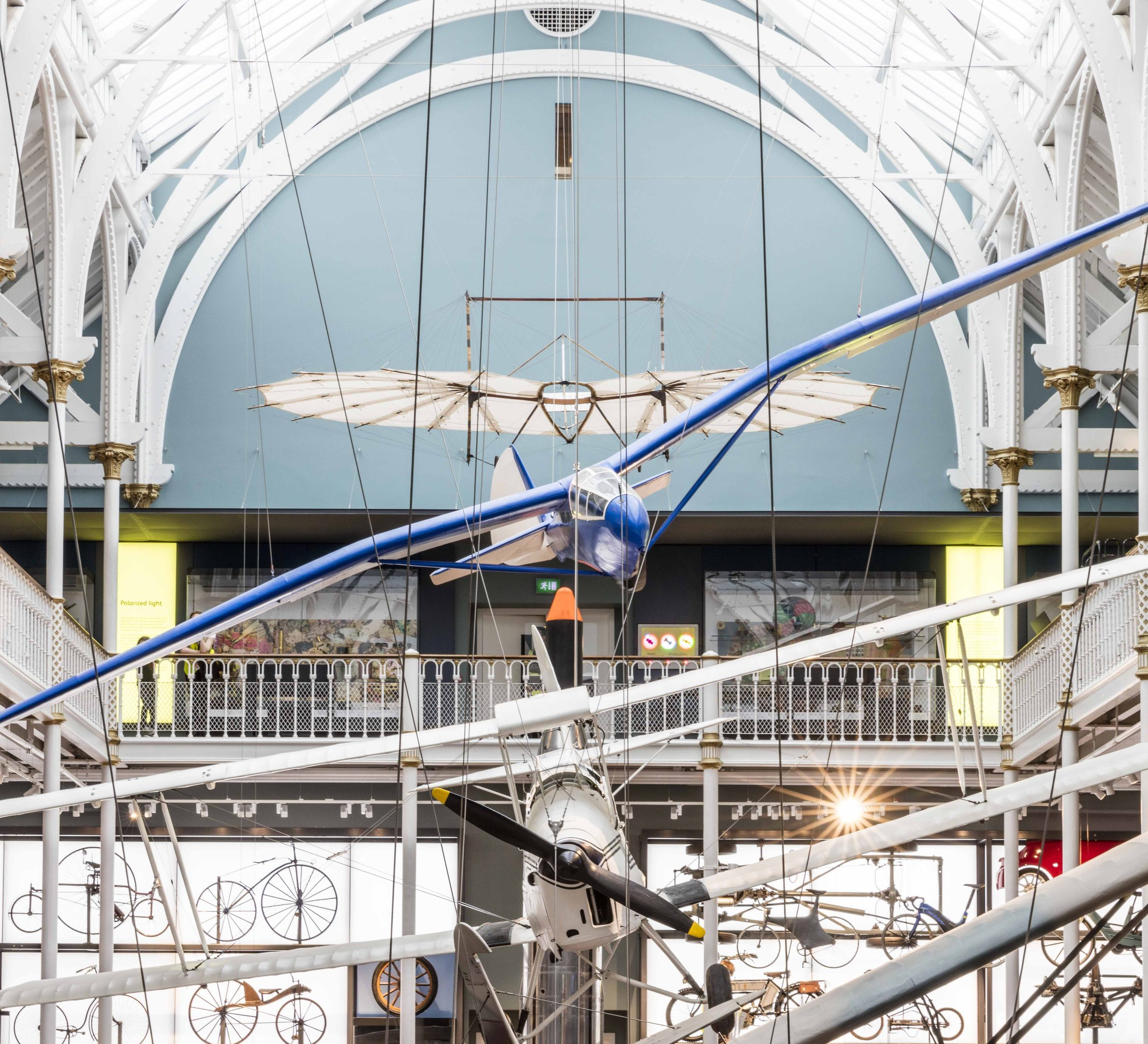 The Science and Technology Galleries at the National Museum of Scotland (National Museum of Scotland)