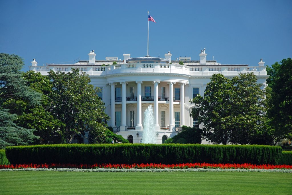 The White House in Washington DC (iStock)