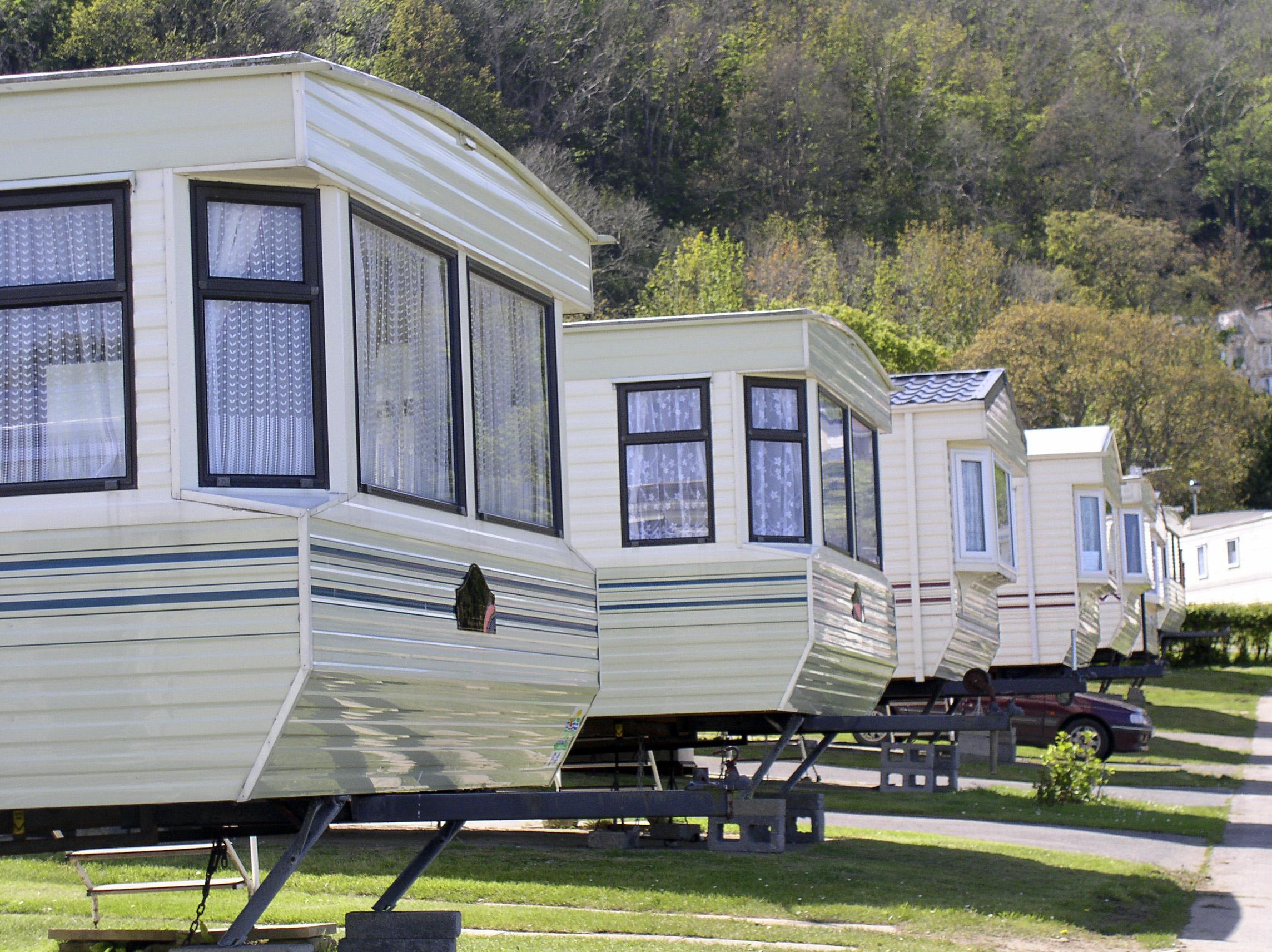 Caravans (iStock)