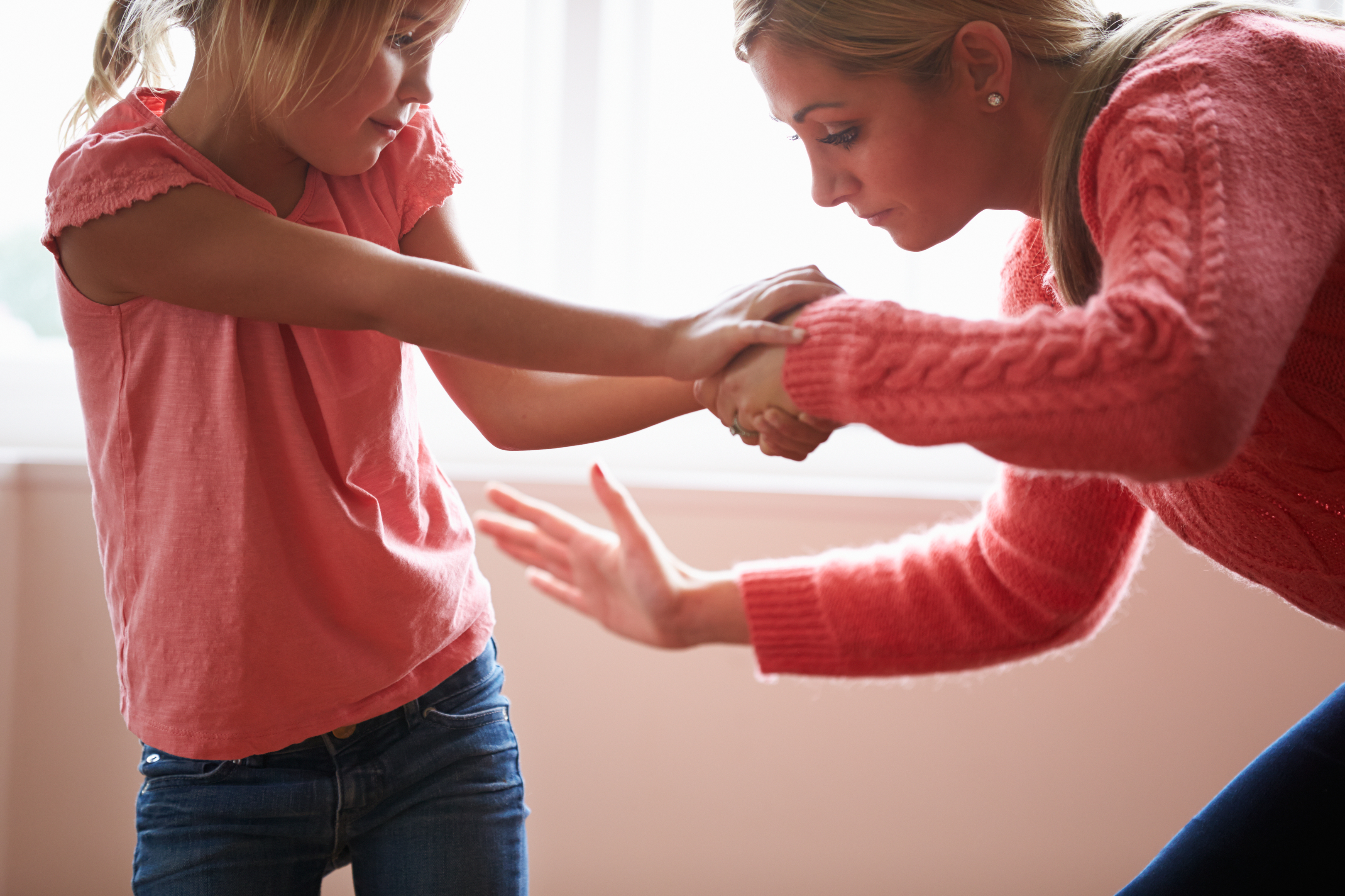 Scotland to become the first part of the UK to introduce a ban on smacking children (iStock)