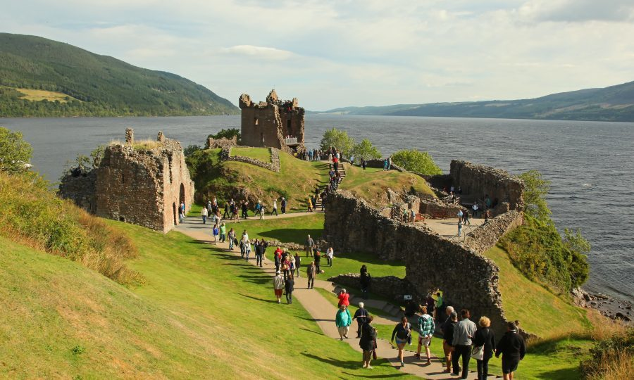 The number of American tourists visiting Scotland has soared in the last tear (iStock)