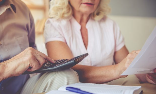 YouGov research commissioned by Age Scotland and Business in the Community (BITC) found 43% said they would not be able to afford to retire at that state pension age (iStock)
