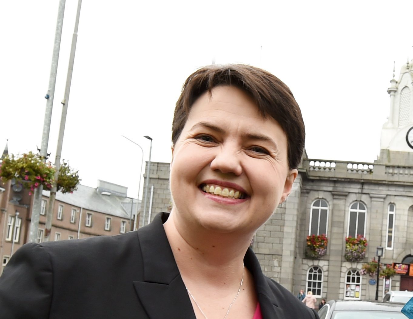 Scottish Conservative Ruth Davidson will be making an appearance on a Celebrity special of The Great British Bake Off (Jim Irvine)