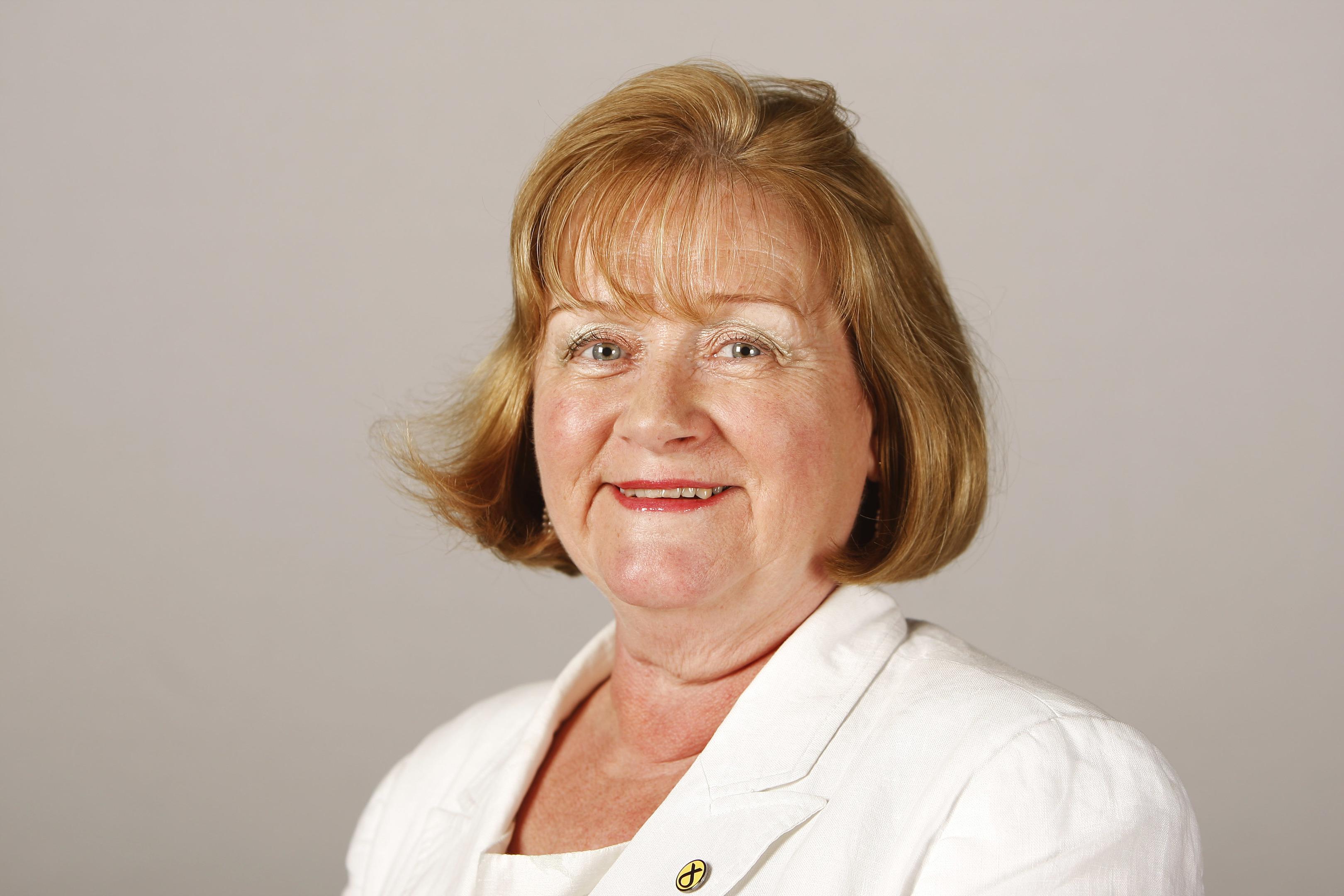 Maureen Watt, Minister for Mental Health (Andrew Cowan/Scottish Parliament)