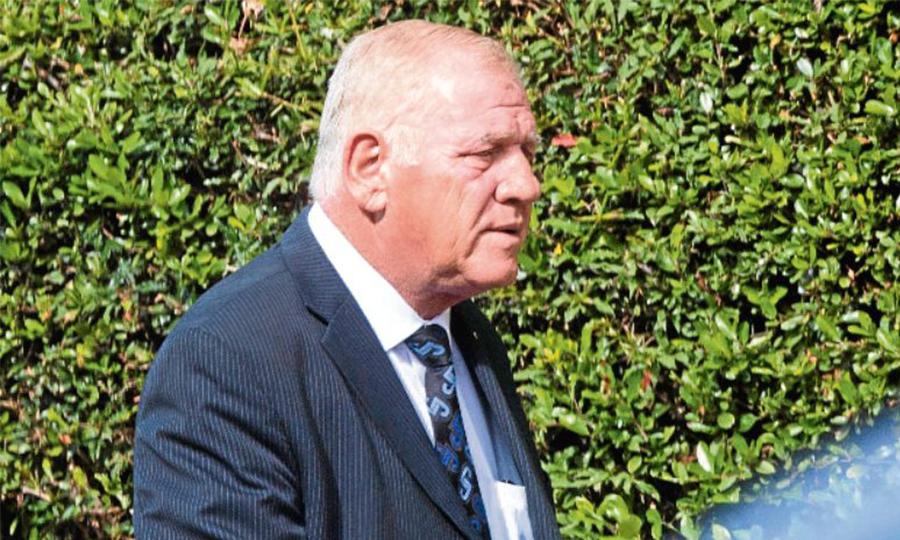 Conman Jim Reilly at Dundee Court (Pix-AR.co.uk / Alan Richardson)