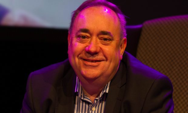 Alex Salmond (Sunday Post)