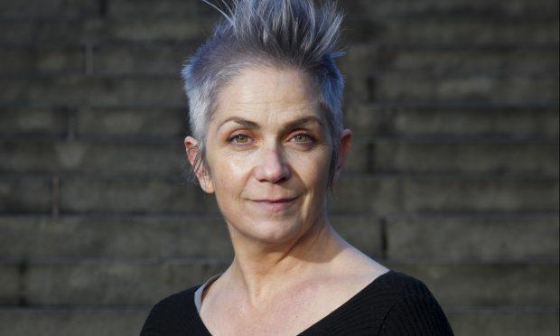 Denise Mina (Andrew Cawley, DC Thomson)