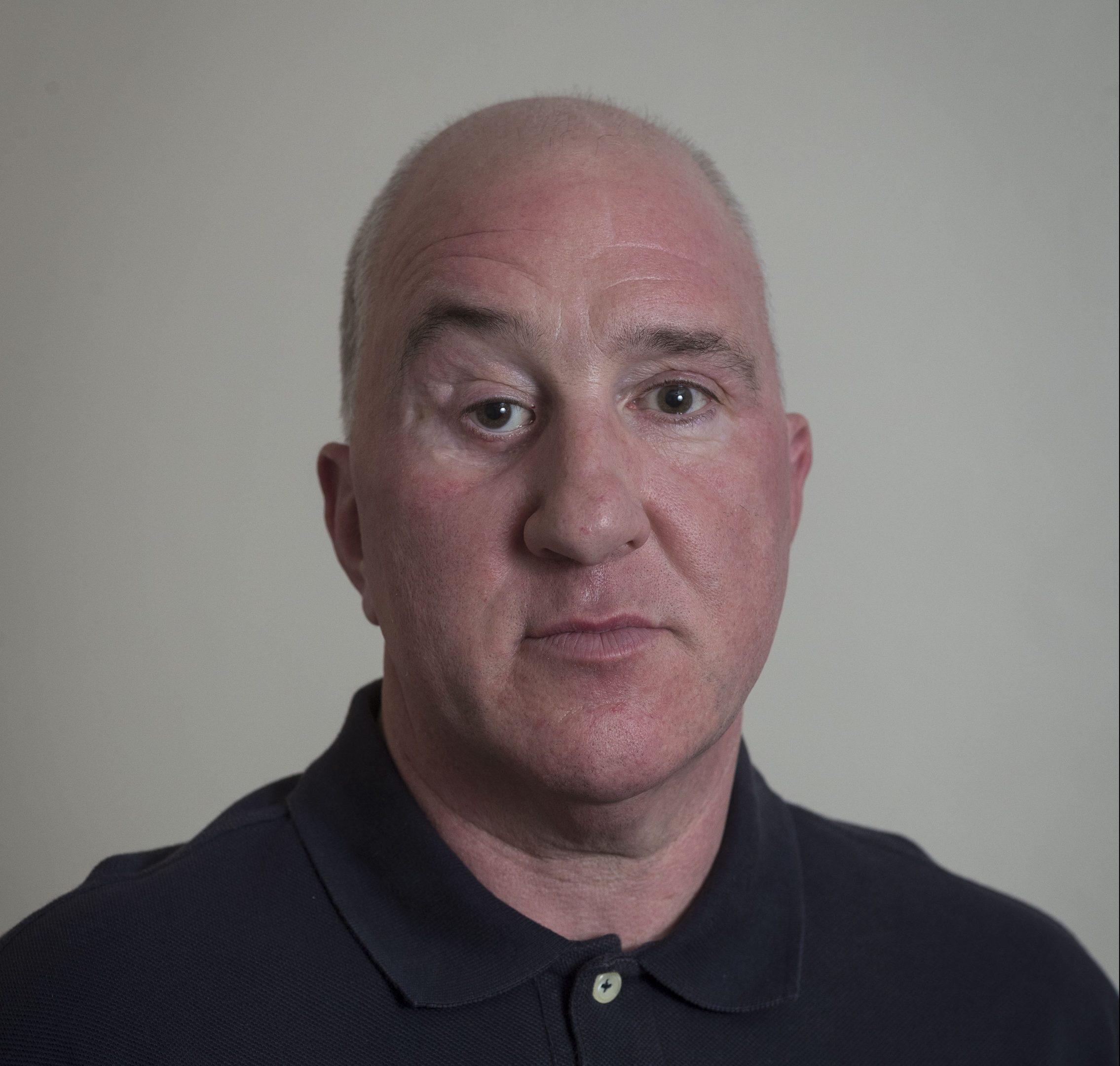 Richard Robertson (Derek Ironside / Newsline Media)