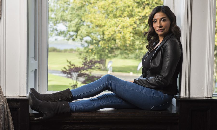 Shobna Gulati, who is joining River City (Wattie Cheung)