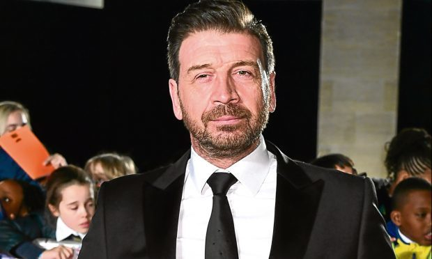 Nick Knowles attending The Pride of Britain Awards 2017 (Ian West/PA Wire)