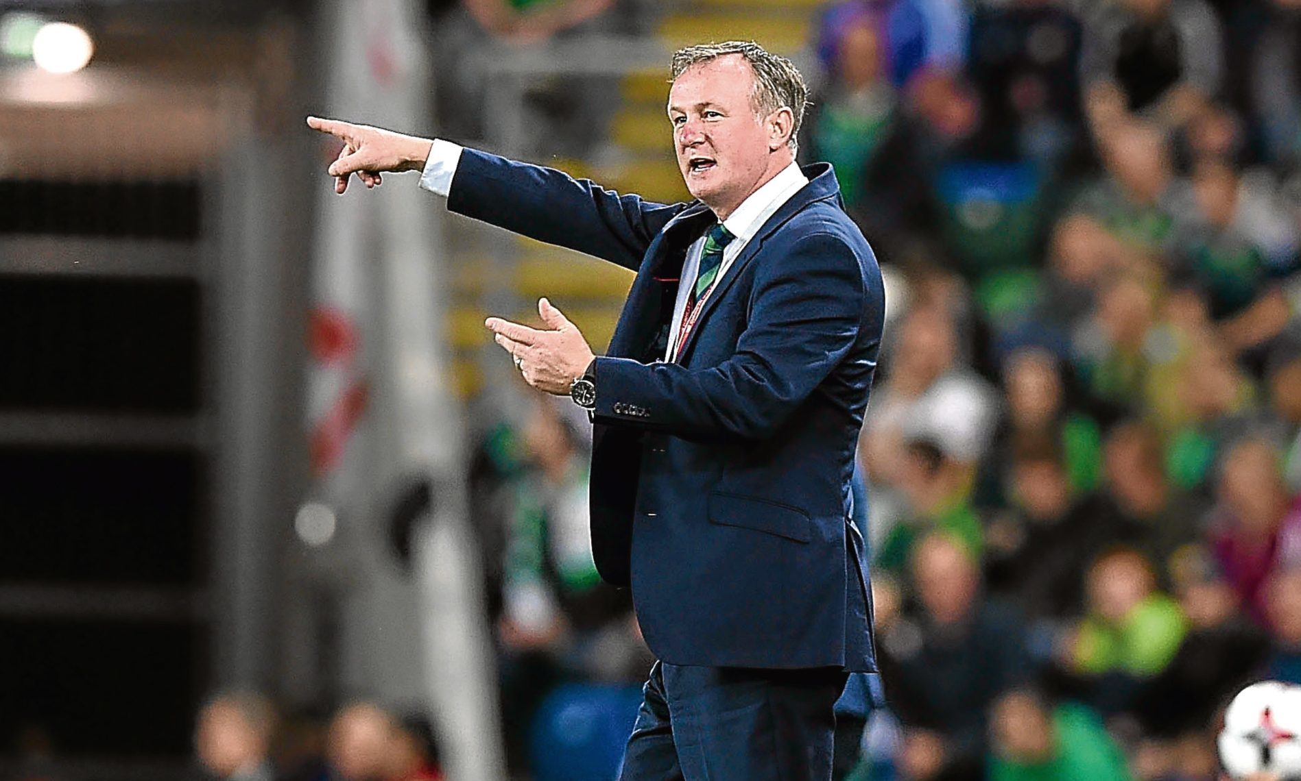 Michael O'Neill  (Charles McQuillan/Getty Images)