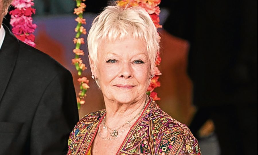 Dame Judi Dench (Ian Gavan/Getty Images)