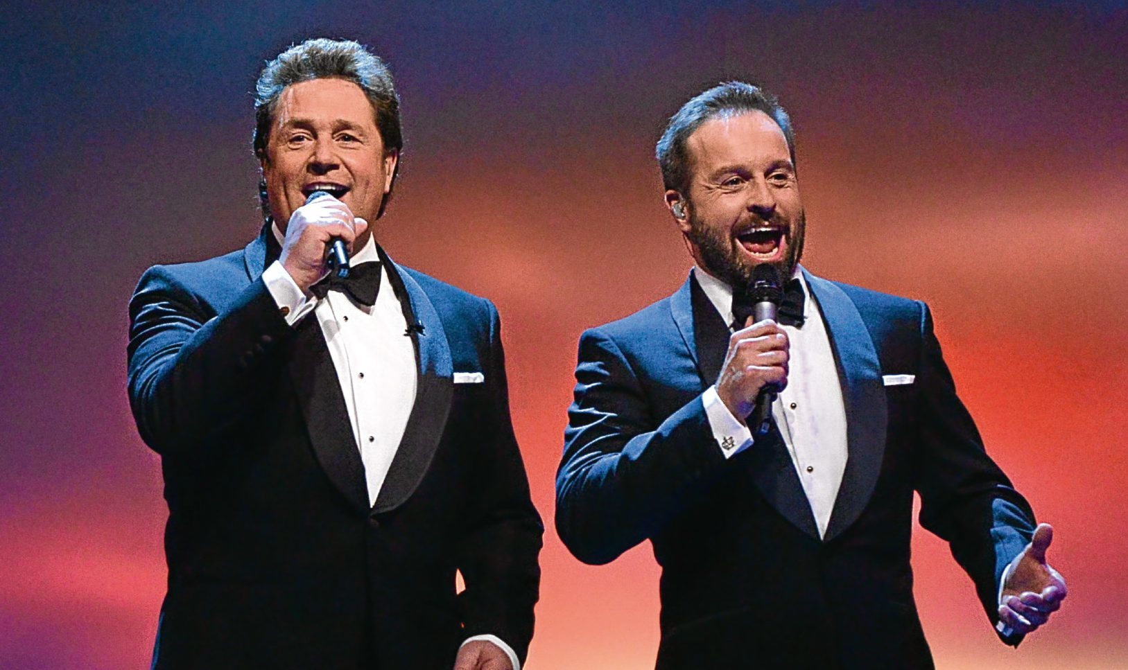 Michael Ball and Alfie Boe (ITV)